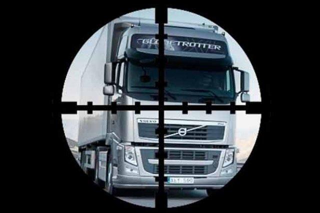 roubo-de-caminhões